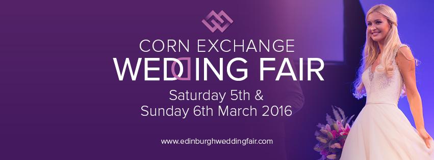Edinburgh Corn Exchange Wedding Fair